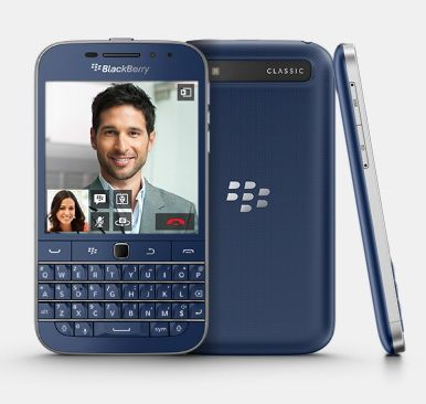 Смартфон Blackberry Classic (Cobalt Blue), продажа Blackberry
