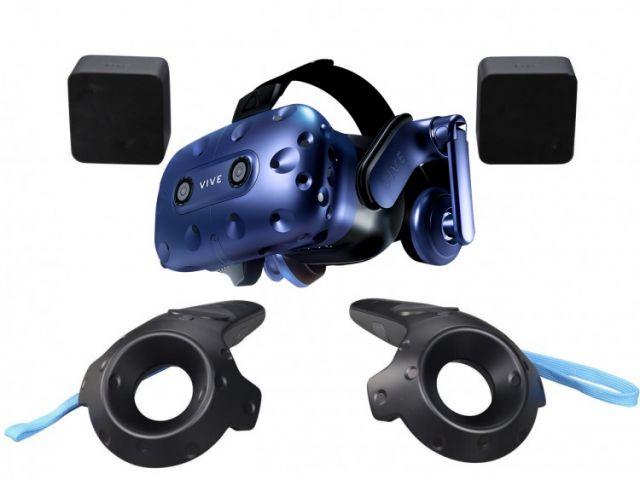 HTC VIVE Pro Premium - шлем виртуальной реальности, продажа