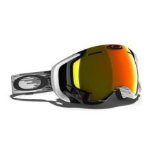 Горнолыжные очки Oakley Airwave 1.5 (Fire Iridium Lens) с GPS и Bluetooth для iPhone/Android