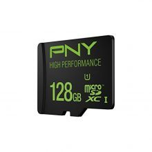 Карта памяти PNY U3 High Performance microSDXC Class 10 60 Mb/s UHS 128GB