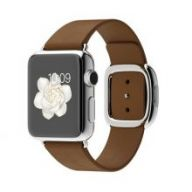Умные часы Apple Watch 38mm with Modern Buckle Brown Medium
