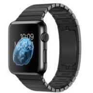 Умные часы Apple Watch 42mm Space Gray Black Stainless Steel Case with Link Bracelet