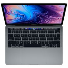 "Apple MacBook Pro 13 with Retina display and Touch Bar Mid 2018 MR9Q2 Core i5 2300 MHz/13.3""/2560x1600/8GB/256GB SSD/DVD нет/Iris Plus Graphics 655/Wi-Fi/Bluetooth/MacOS (Space Gray)"