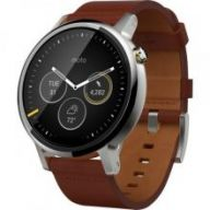 Motorola Moto 360 2nd Generation Leather (Cognac) 46mm - умные часы дл¤ Android