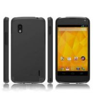 """ехол Rearth Ringke Slim Case дл¤ LG Nexus 4 (SF Black)"