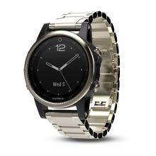 Garmin Fenix 5S Sapphire with Metal Band - спортивные часы