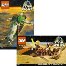 онструктор LEGO Star Wars 65030 Co-Pack