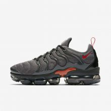 Кроссовки Nike Air Vapormax Plus (Grey/Black) размер 42