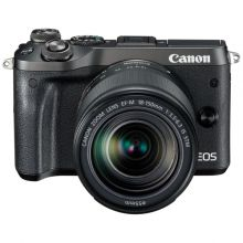 Фотоаппарат Canon EOS M6 Kit EF-M 18-150 IS STM (Black)
