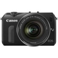 Canon EOS M Kit 18-55 IS STM (Black)