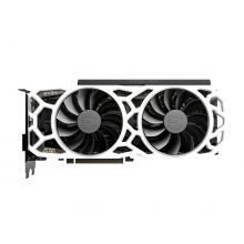 Видеокарта EVGA GeForce GTX 1080 Ti 1556Mhz PCI-E 3.0 11264Mb 11000Mhz 352 bit DVI HDMI HDCP SC2 ELITE GAMING WHITE