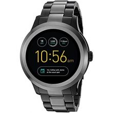 """асы FOSSIL Gen 2 Smartwatch Q Founder (stainless steel)(Black)"