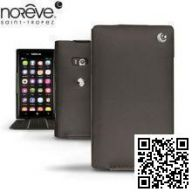 Кожаный чехол Noreve Tradition для Nokia Lumia 900 (Black)
