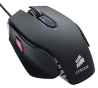 Мышь Corsair Vengeance M65 FPS Laser Gaming Mouse Gunmetal Black USB