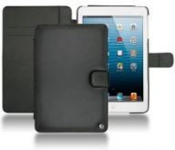Кожаный чехол Noreve для Apple iPad Mini Ambition leather case (Ebony black)