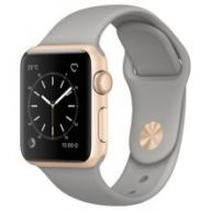 Умные часы Apple Watch Series 1 38mm Gold Aluminum Case with Concrete Sport Band