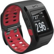 Умные часы Nike+ SportWatch GPS (Black/Red)