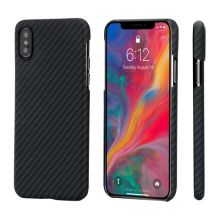 Чехол PITAKA MagCase для iPhone Xs Max (Black)