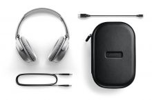 Ќаушники Bose Noise Cancelling Wireless (QuietComfort 35) Silver 759944-0050
