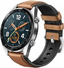"""асы HUAWEI Watch GT (Brown/ оричневый)"