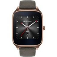 Asus ZenWatch 2 WI501Q Gold Leather Grey - умные часы для Android