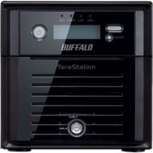 Сетевое хранилище Buffalo TeraStation 5200 6TB 2x3TB/2 bay/2xGE/Atom 2.13GHz/2GB RAM/USB3.0