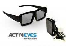 3D Очки DreamVision 3D Glasses Hybrid ACTIVEYESpro by Volfoni