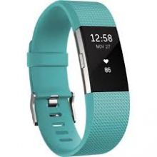 Браслет Fitbit Charge 2 HR (Teal) S