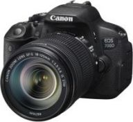 Canon EOS 700D Kit EF-S 18-135 IS STM