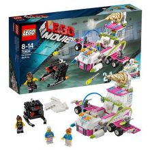 Конструктор LEGO The LEGO Movie 70804 Машина с мороженым