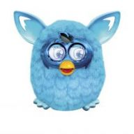Игрушка Furby Boom 2013 Teal Pattern Edition (голубая)