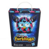 Игрушка Furby Furbling (Triangles)