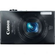 Canon Digital IXUS 500 HS (ELPH 520 HS) (Black)
