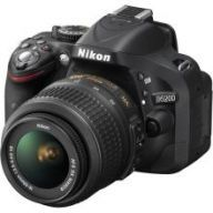 Nikon D5200 Kit 18-55mm VR II