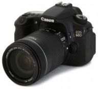 Canon EOS 60D Kit EF-S 18-135mm IS