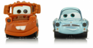 Игровой набор Disney Cars2 AppMates Mater and Finn McMissile для iPad