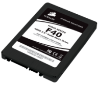 "Накопитель SSD 40GB Corsair CSSD-F40GB2 2.5"" MLC SATA II Force series"