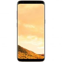 Смартфон Samsung Galaxy S8 SM-G950F 64GB (Maple Gold/Желтый топаз)