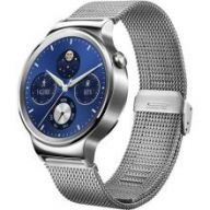Huawei Watch Stainless Steel with Stainless Steel Mesh Band - умные часы для Android