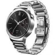 Huawei Watch Stainless Steel with Stainless Steel Link Band - умные часы для Android