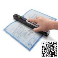 Портативный сканер Brookstone iConvert Portable Document and Photo Scanner