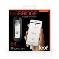 Leef iBridge Mobile Memory 128Gb (White) - внешний накопитель