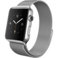 Умные часы Apple Watch 42mm Stainless Steel Case with Milanese Loop