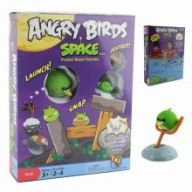 Настольная игра Angry Birds Space Game: Planet Block