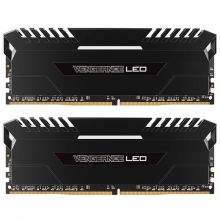 Модули памяти 16GB (2x8) DDR4 2400MHz Corsair VENGEANCE LED(CMU16GX4M2A2400C16)
