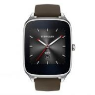 Asus ZenWatch 2 (WI501Q) Silver/Brown Rubber - умные часы для Android